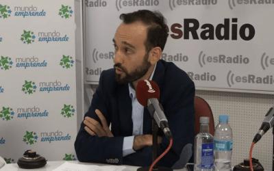 David de Matías, autor del GuíaBurros: Marketing turístico en esRadio